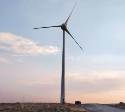 BOGAZICI UNIVERSITY  KILYOS SARITEPE CAMPUS WINDPOWER PLANT PROJECT